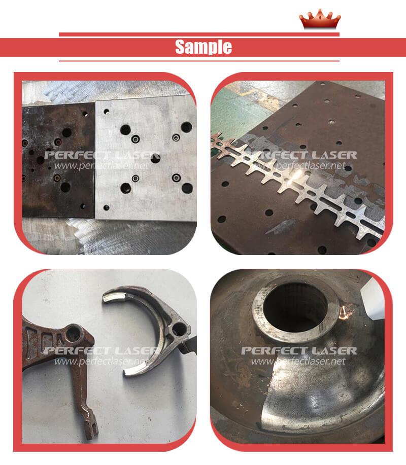 handheld laser rust remover