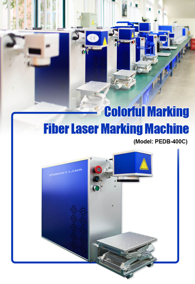 fiber laser color marking