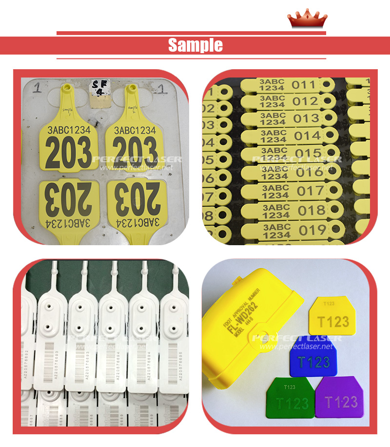 cattle ear tag printing machines