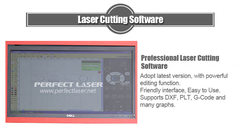 700w fiber laser cutting machine