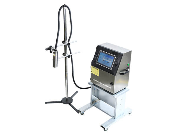 Industrial Automatic Batch Coding Machine For Glass And Plastic Bottles-PM-1000