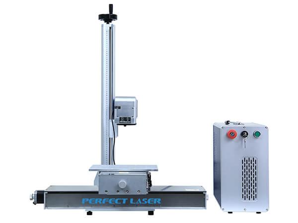 Fiber Laser Marker Machine for Plastic and Jewelry-PEDB-400E