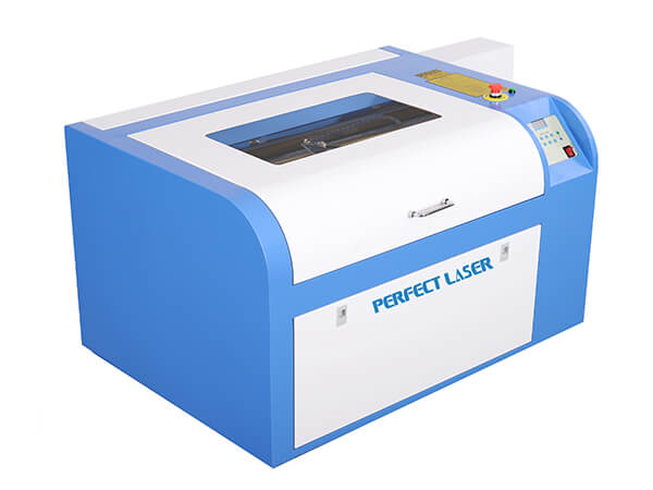 Plastic Rubber Paper 40w 50w 60w Mini Laser Engraver-PEDK-6040A