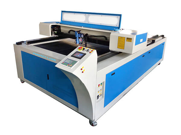 Industrial Mutifunction Co2 Laser Cutting Machine For Metal and Nonmetal Materials-PEDK-1325M