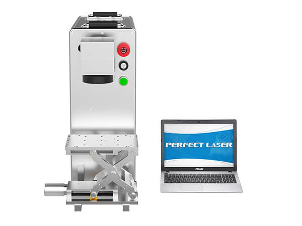 High Quality Portable Fiber Laser Marker Machine-PEDB-400A