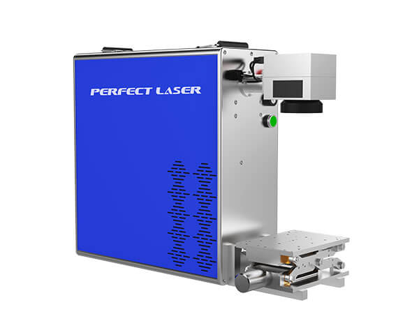 Colorful Marking Fiber Laser Marking Machine for Stainless Steel-PEDB-400C