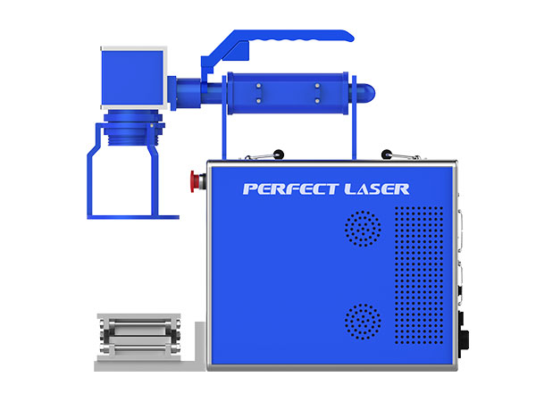 Handheld Fiber Laser Marking Machine for Plastic and Metal-PEDB-400H