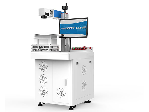 Medical Surgical Instrument Fiber Laser Marking Machine System -PEDB-410