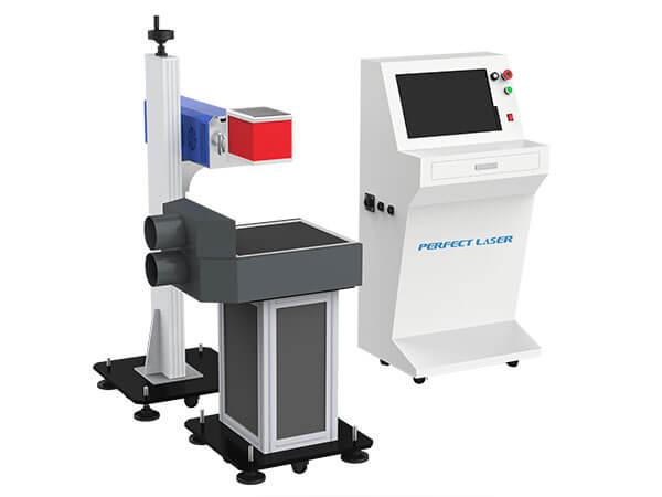 Fast Speed Co2 Laser Marking Machine (USA RF Metal Tube)-PEDB-C10 30 60