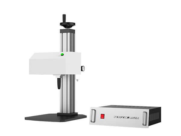 Flat Dot Peen Marking Machine -PEQD-100
