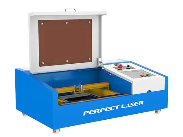Mini Rubber Stamp Laser Engraving Machine-PE-40B