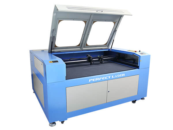 Double Heads CO2 Laser Engraving Cutting Machine-PEDK-140100II