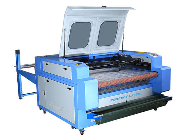 Fabric Auto Feeding Laser Engraver and Cutter-PEDK-13090A