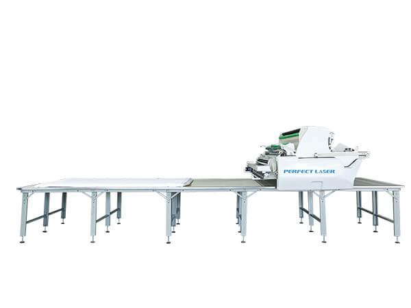 Industrial CNC Fabric Cutter Machine For Automatic Cloth Cutting-PEMB-2033