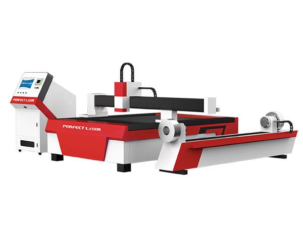 Perfect Laser Metal Pipe and Sheet Fiber Laser Cutting Machine-PE-F3015B