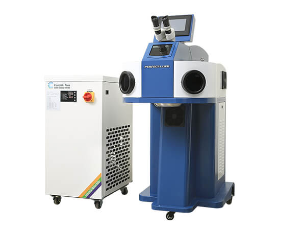 Jewelry Gold Laser Spot Welding Machine-PE-W100 W150