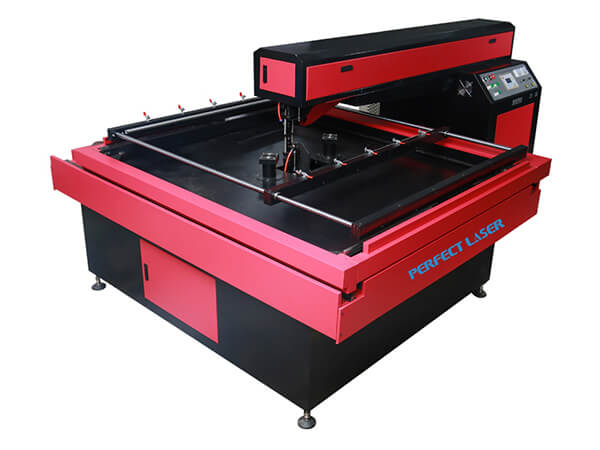 Die Board Cutting Machine for Wood Leather Cloth-PEC-1000-1325