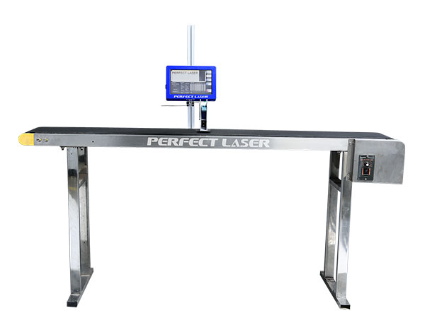 Disposable Mask KN95 N95 Face mask Online Batch Number and logo Coding printer Production line-PM-900-1