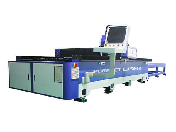 Automatic exchange platform laser cutting machine-PE-F3015E 4020E 6020E