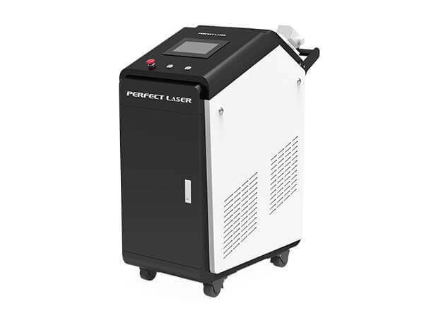 200w Automatic Laser Rust Remover Machine For Metal Cleaning -PE-X200