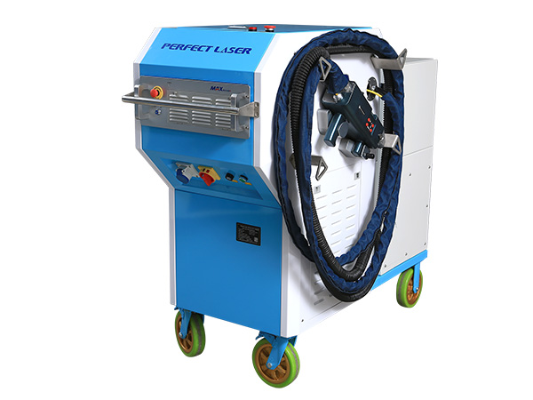 100w Industrial Laser Metal Cleaning Derusting Machine -PE-X100