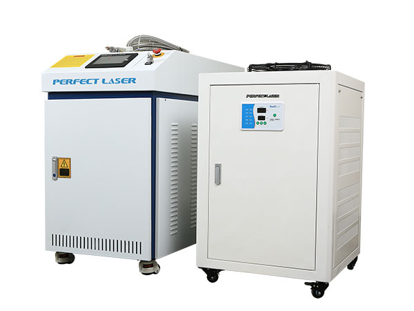 Perfect Laser Fiber Transmitting Laser Welding Machine for Metal-PE-W350