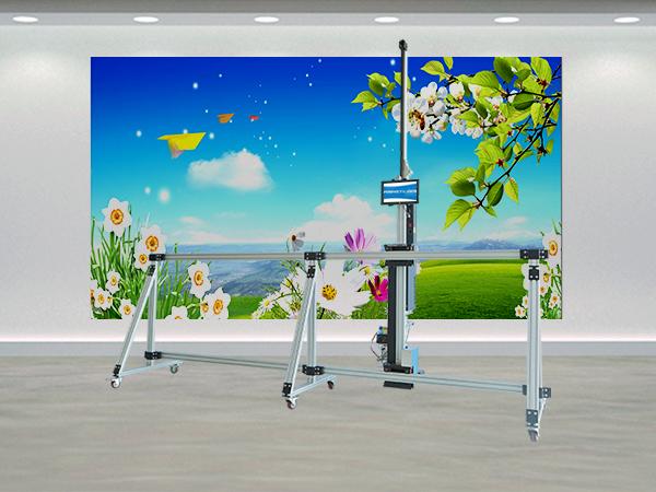 USA Senor Piezoelectric Nozzle 3D Wall Printer Machine-PE-S70