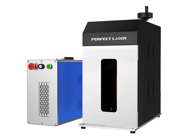 Fiber Laser Marking Machine with Enclosed Hood -PEDB-400BII
