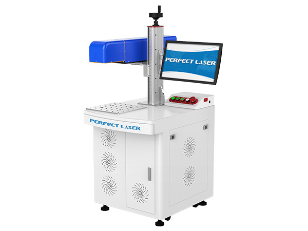3D Laser Marking Machine for Metals and Nonmetals-PEDB-400F