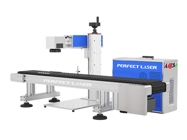 Pen Laser Engraving and Marking Machine with Customized Conveyor Belt -PEDB-460