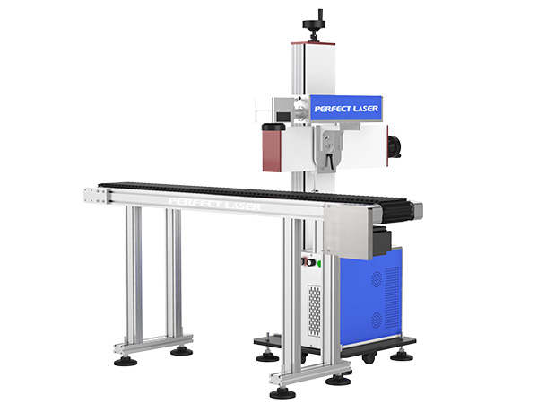 Floor-standing Type Pen Laser Marking Engraving Machine For Metal-PEDB-460S