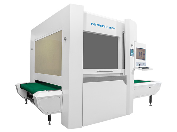 Fast Speed Galvanometer-Scanning Laser Engraving Machine for Jeans and Denim-PEDK-1212D