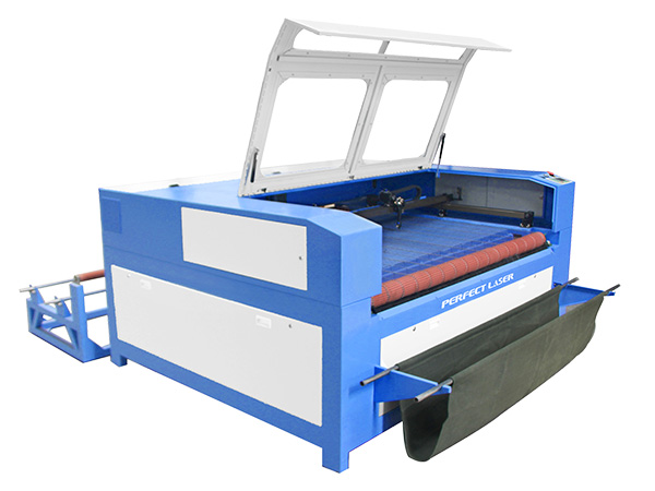Co2 Laser Cutting Machine for Autocar Seat Cover-PEDK-160100S
