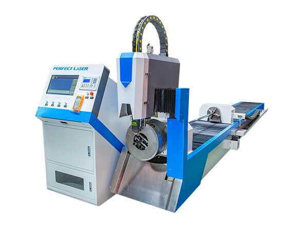 Metal Pipe and Tube Fiber Laser Cutter Machine-PE-F2060 / PE-F3080