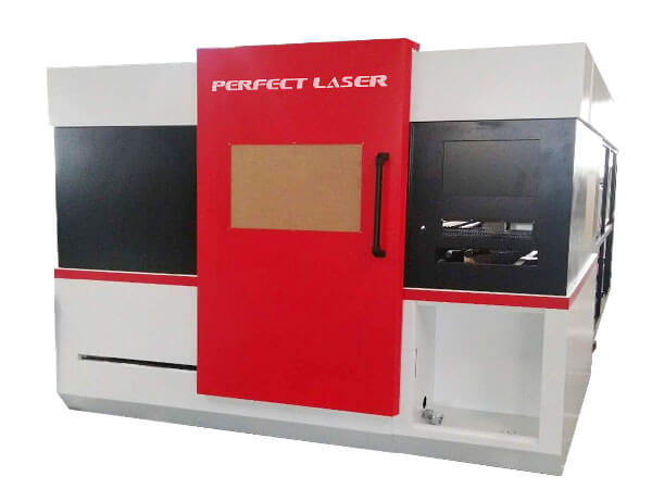 Fiber Laser Cutting Machine with Exchange Platform-PE-F3015P 4020P 6020P