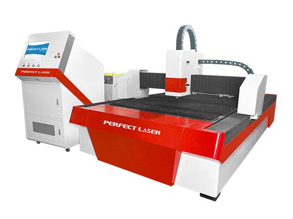 2000w Fiber Laser Cutting Machine For Aluminum And SS Steels -PE-F2000-2513