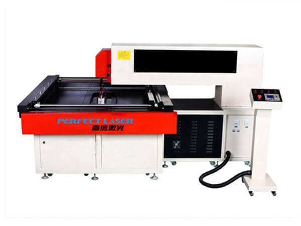Flat Die Board Laser Cutting Machine -PEC-0909