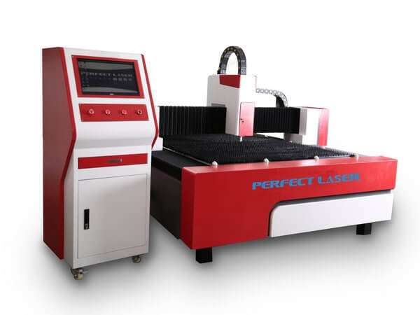 300w Metal Sheet CNC Fiber Optic Laser Cutter Machine for 1-3mm Metal Cutting-PE-F300-3015
