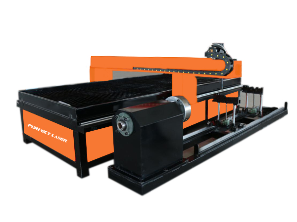 Industrial Grade Plasma Arc Cutting Machine for Metal Sheet / Tube / Pipe Cutting-PE-CUT-3015