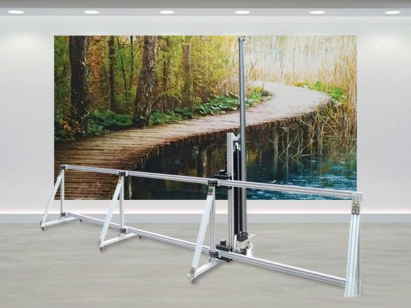 HD Enhanced Vertical Wall Inkjet Mural Printer-PE-S50