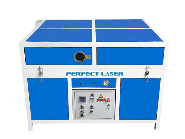 Acrylic Vacuum Suction Machine For Making Blister Words- PEM-1400