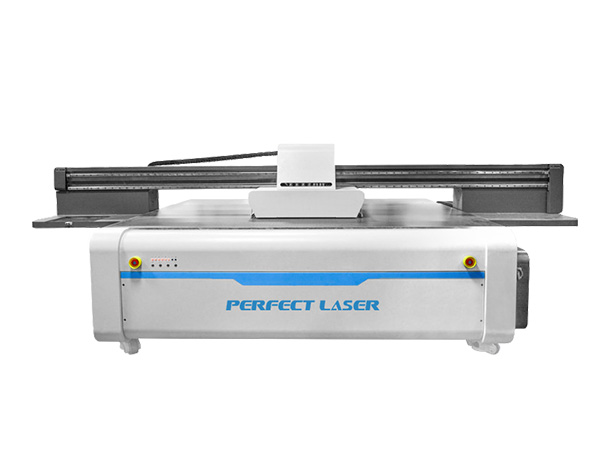 New Industrial Automatic Large Format UV Flatbed Printer Printing Machine for  Glass Aluminum Plastic Wood -PE-UV2513