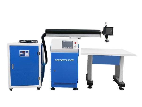 SS Aluminum Channel Letter Laser Welder-PE-W300 450 600