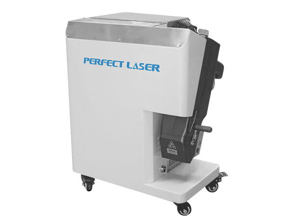 30w 50w 60w 70w Portable Metal Surface Laser Cleaner Deruster Machine -PE-X30 50 60 70