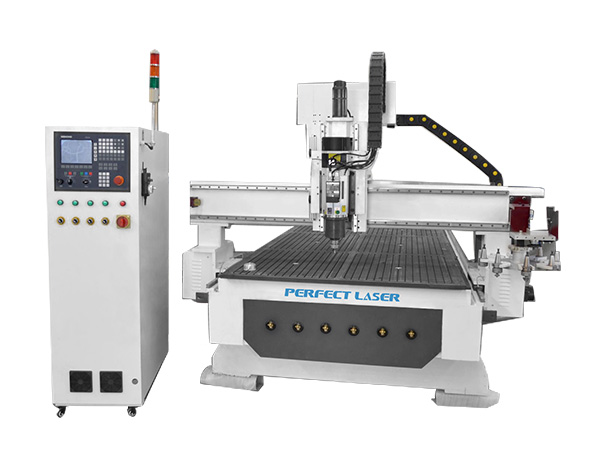 Plate-type Automatic Blades Changing CNC Router Machine for Wood Furniture -PEM-2030M