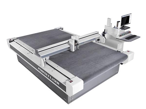 CNC Flatbed Digital Craft Cutting Machine for Cardboard Fabric Paper Cutting-PEM-1625