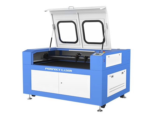 Industrial Leather CO2 Laser Engraving Cutting Machine -PEDK-13090S