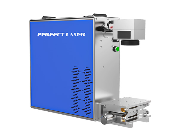 High Quality Portable Fiber Laser Marker Machine-PEDB-400A