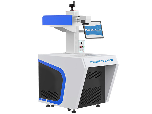3D UV Laser Engraver Machine Price For Ceramics Plastic Marking-PE-UV-3D
