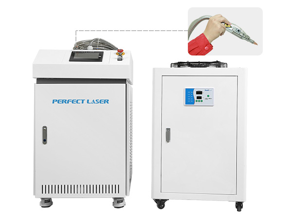 Perfect Laser Fiber Transmitting Laser Welding Machine for Metal-PE-W350